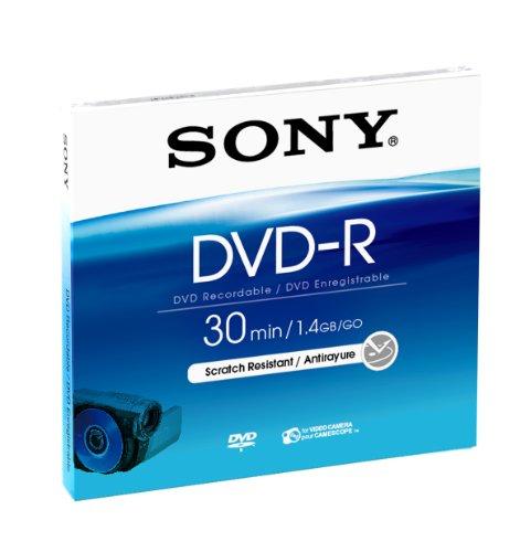 Sony DMR-30B DVD-R 1.4GB 8 CM