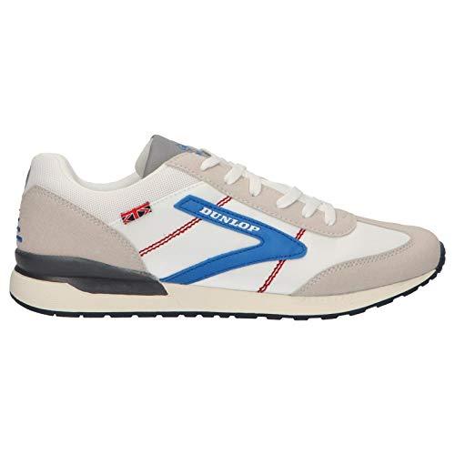 Dunlop Sportschuhe für Herren 35354 6 Blanco Schuhgröße 45