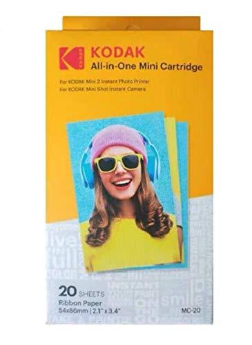 Kodak–Cartucho Mc impresión fotográfica