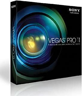 Vegas Pro 11.0 [Old Version]