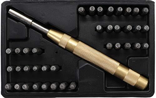 Kraftmann 3043 | Juego punzones automáticos | 36