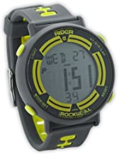 Rockwell Time RGF-106 Game Face Digital Dial Watch, Light Grey/Blue