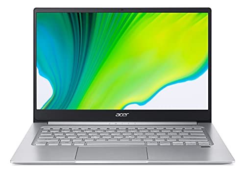 Acer Notebook i3 SSD 256GB + RAM 8GB Windows 10 Home Plata