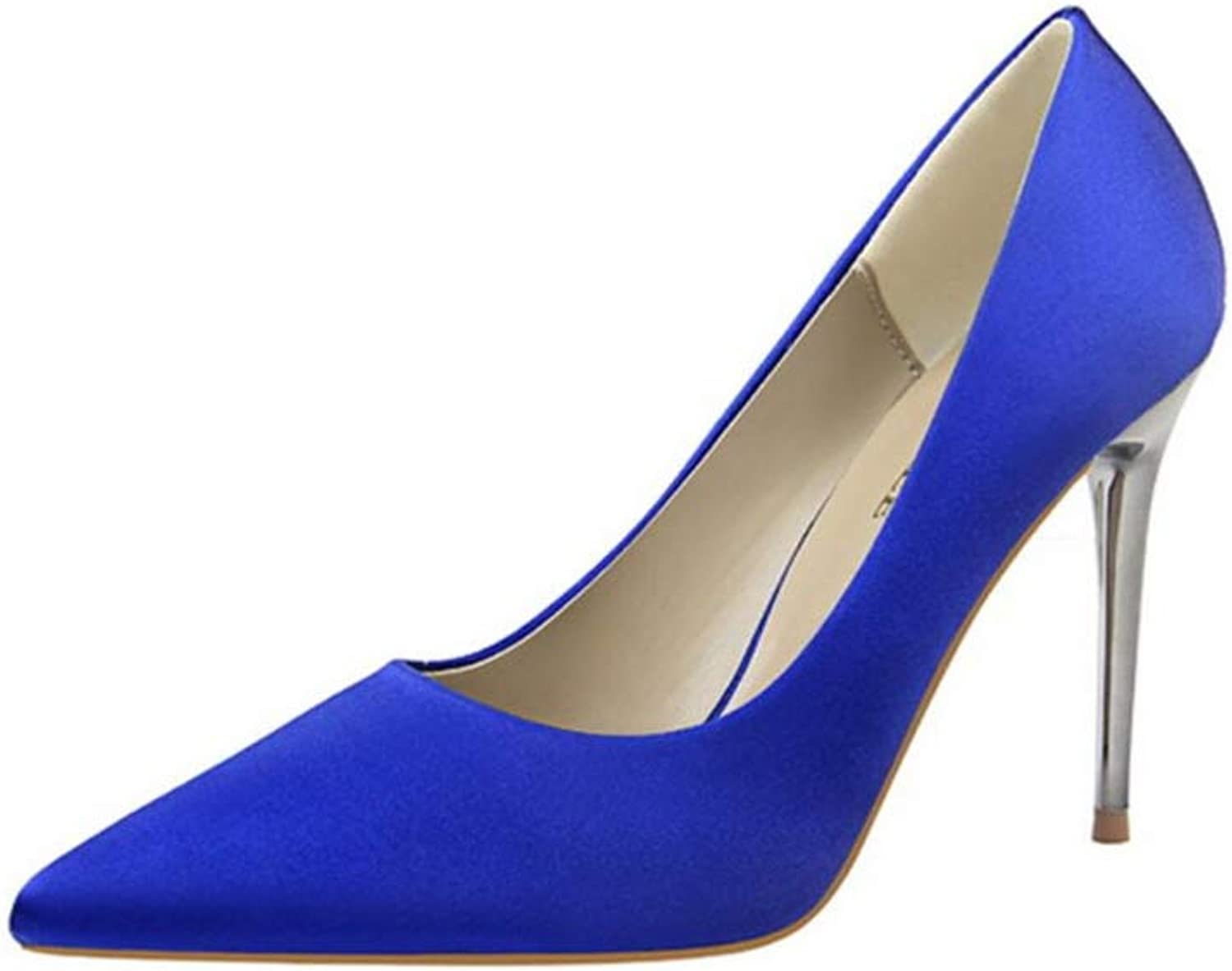 CHENSF Women's Classic Fashion Pointed high Heels