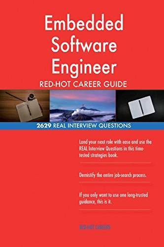 Embedded Software Engineer Career Guide