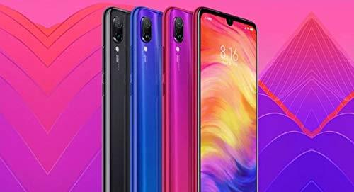 Xiaomi-Redmi-Note-7-64GB4GB-RAM-630-FHD-Snapdragon-660-Blue-Unlocked-Global-Version-No-Warranty