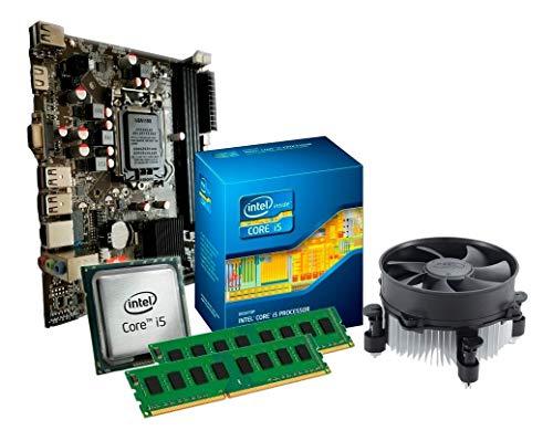 Kit Intel Core I5 8gb de memória + cooler