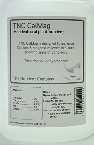 TNC CalMag - Behandlung von Kalzium- und Magnesiummangel in Pflanzen (500ml)