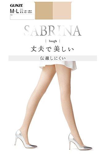 7位 GUNZE(グンゼ)『SABRINA(サブリナ)ストッキング(Tough 丈夫で美しい)』