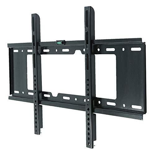 Staffa a Parete TV Compatta Sottile Soporte de montaje en pared de TV universal Se fijó el marco de TV de pantalla plana para un monitor LED LCD de 32 a 70 pulgadas LCD panel plano cargado de carga 75
