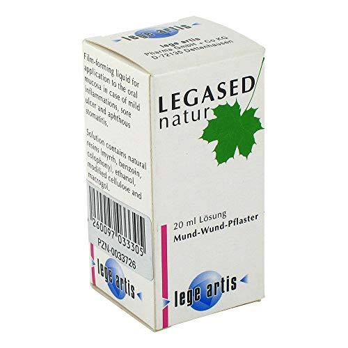 LEGASED Natur Lösung 20 ml