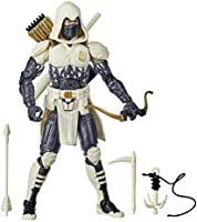 G.I. Joe Classified Series Arctic Mission Storm Shadow Action Figure 14 Premium Toy with Accessories 6-Inch-Scale...