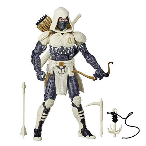 Hasbro G.I. Joe Classified Series Arctic Mission Storm Shadow Action Figure 14 Premium Toy with Accessories 6-Inch-Scale (Amazon Exclusive)