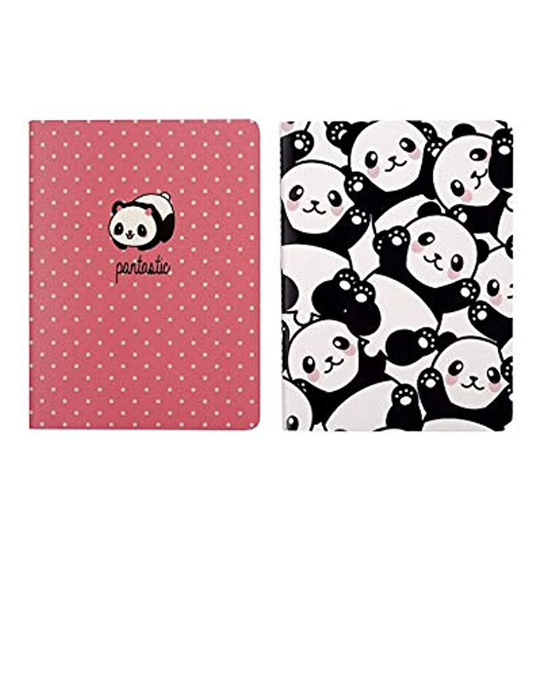 Panda Sketchbook 2PACK