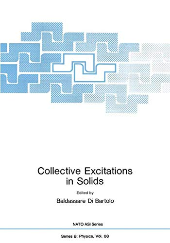 Collective Excitations in Solids (Nato Science Series B:)