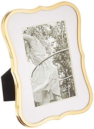 Kate Spade Crown Point Gold 4' x 6' Frame, 1.25 LB, Metallic