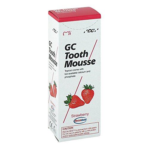 GC Tooth Mousse Erdbeere, 40 g