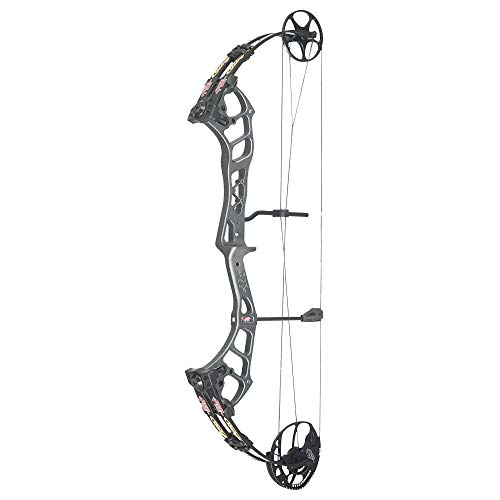 PSE Bow Stinger MAX (30) RTS LH 70lb Charcoal, Left -Hand 70 lbs