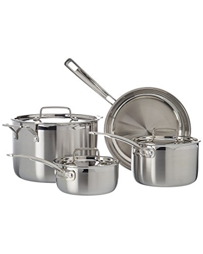 Cuisinart 7Pc Multiclad Pro Stainless Cookware Set
