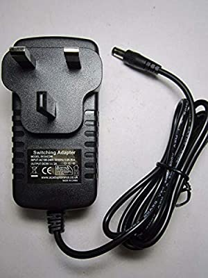Replacement for 9V 2.5A ADS-25SGP-12-09023G Switching Adapter 4 Spire SPG7 AC-DC