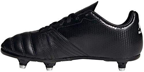 adidas All Blacks Junior (sg), Boy's Rugby Boots, Black (Negbás/Ftw Bla/Negbás 000), 11k UK (29 EU)