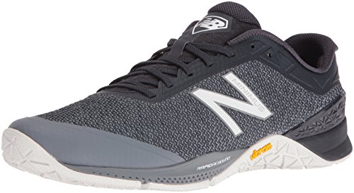New Balance Men's Minimus 40 V1 Cross Trainer, Grey, 10 D US
