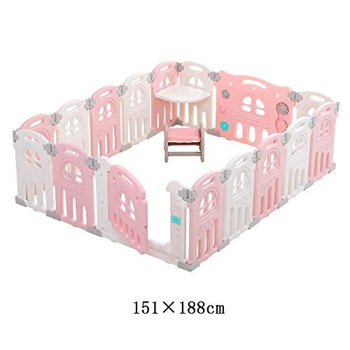 Purchase X/L Foldable Baby Playpen, Portable Children's Activity Center, New Playpen for Indoor and ...
