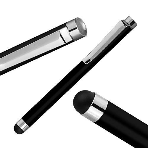 yayago Stylus Pen kapazitiv Eingabe Stift für HTC Raider 4G X710 / HTC One/HTC One X/HTC One S/HTC Desire C/HTC Desire X und weitere Modelle mit kapazativem Touchcreen