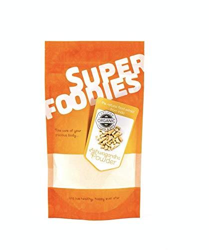 Ashwagandha Powder by Superfoodies