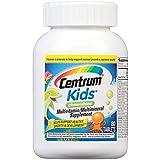 海外直送肘 Centrum Kids Chewable Multivitamin And Multimineral Supplement Tablets, 80 tabs