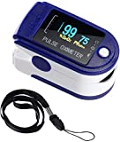 Best Pulse Oximeters - Pulse oximeter for Finger Oxygen Measuring Device,Finger Oximeter Review