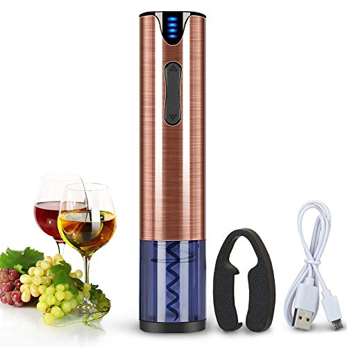 Our #7 Pick is the FLASNAKE Electric Wine Opener