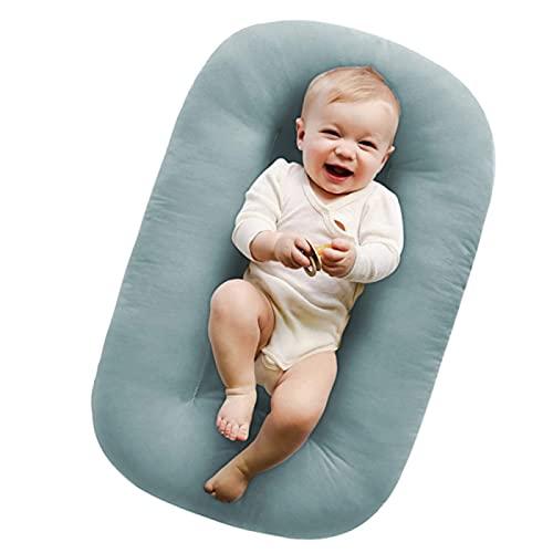Nido Bebe Recien Nacido Jane, Suave Transpirable Nido BebéReductor De Cuna - Adecuado para bebés de 0 a 9 Meses BesBet