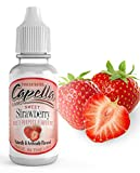Capella Flavor Drops Sweet Strawberry Concentrate 13ml