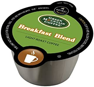 Green Mountain Breakfast Blend Coffee Keurig Vue Portion Pack, 32 Count by Green Mountain Coffee