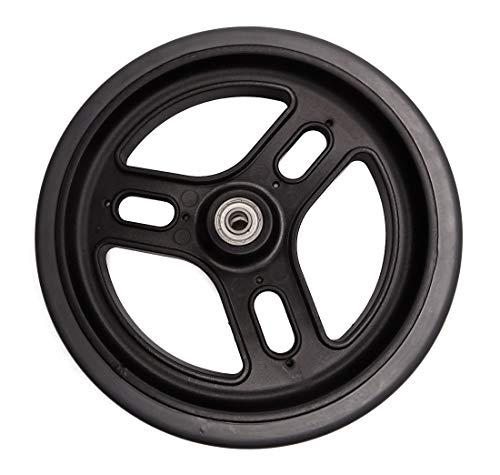 FabaCare Hinterrad für Rollator LR170 9269, Rad schwarz