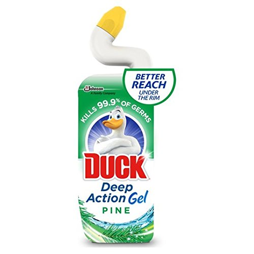 DUCK Nettoyant WC 5 en 1 Pin Fresh 750 ml