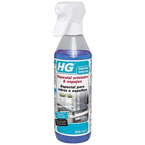 HG 142050109 - Especial Cristales y Espejos, Azul, 500 Mililitros
