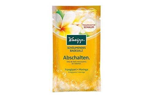 Kneipp Schäumendes Badesalz Abschalten 80 g, 4er Pack (4 x 0.08 kg)