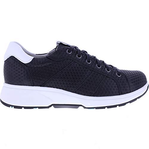 XSENSIBLE Stretchwalker/Modell: Toulouse/Black/Art: 302053-001 / Damen Sneakers (Numeric_38)