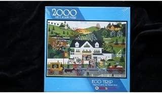 Ego Trip: Original Artwork by Jane Wooster Scott 2000-pc Jigsaw Puzzle