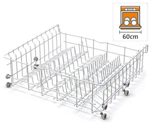 DREHFLEX - KORB33 - Geschirrkorb/Korb OBEN für diverse Spülmaschinen aus dem Hause Bosch/Siemens/Neff/Constructa - passt für Teile-Nr. 00207799/207799