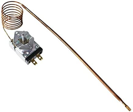 9 Width 9 Height 550F Star 2T-Z15211 Thermostat K-Type 7 Length
