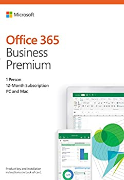 Microsoft Office 365 Business Premium 12-Month Subscription
