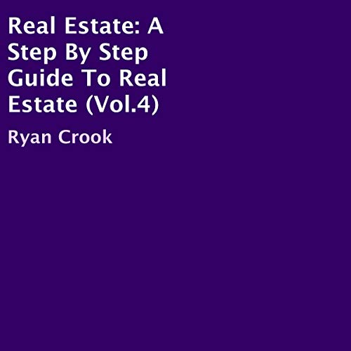 Real Estate audiobook cover art