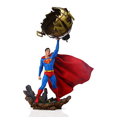 Grand Jester Studios, Figura de Superman y Daily Planet, para coleccionar, Enesco