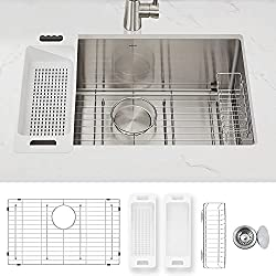 Zuhne Modena 28 Inch Undermount Kitchen Sink