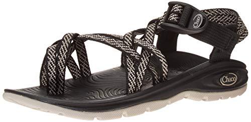 Chaco Women's Zvolv X2 Sandal, CLOVE BLACK, 9