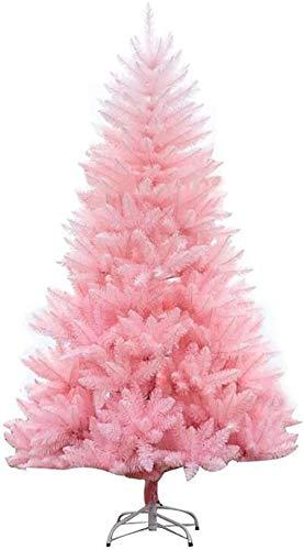 HUAYQ Arbre de Noël, Arbre de Noël de décoration de Noël en PVC, Sapin de Noël Artificiel à charnière de qualité supérieure de 5 Pieds avec Pattes en métal Solide Sapin de Noël Pliable pour la fêt