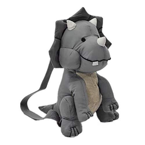 SANXDI Dinosaur Backpack for Toddler Cute Animal Rucksack Kindergarten Cartoon Schoolbag Kids Study Accessories